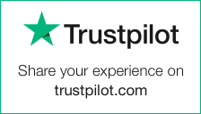Rate us on Trustpilot